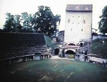 Anfiteatro romano en Avenches, Suiza occidental